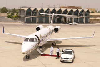 First Corporate Jet Airport in Middle East Opens