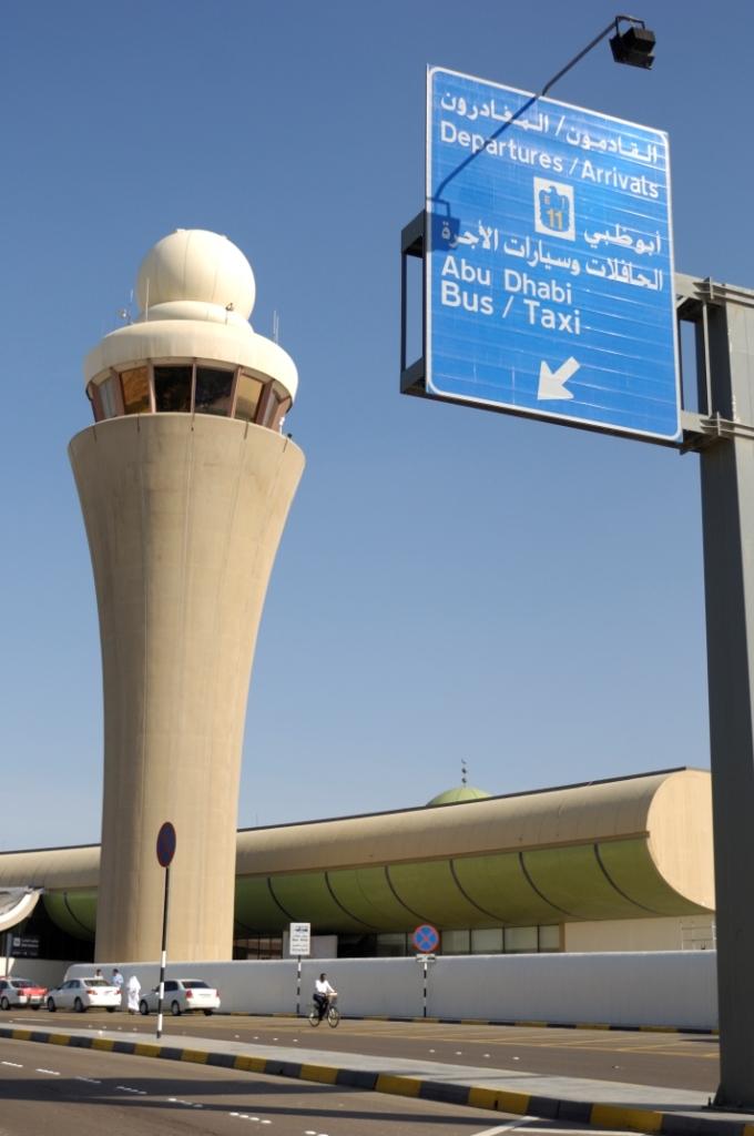 Abu dhabi airport increases passengers by 33 world for International decor company abu dhabi
