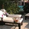 Luxurious Poolside Cabanas