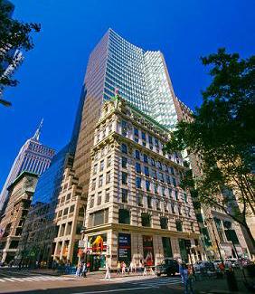 Knox Hat Building New York