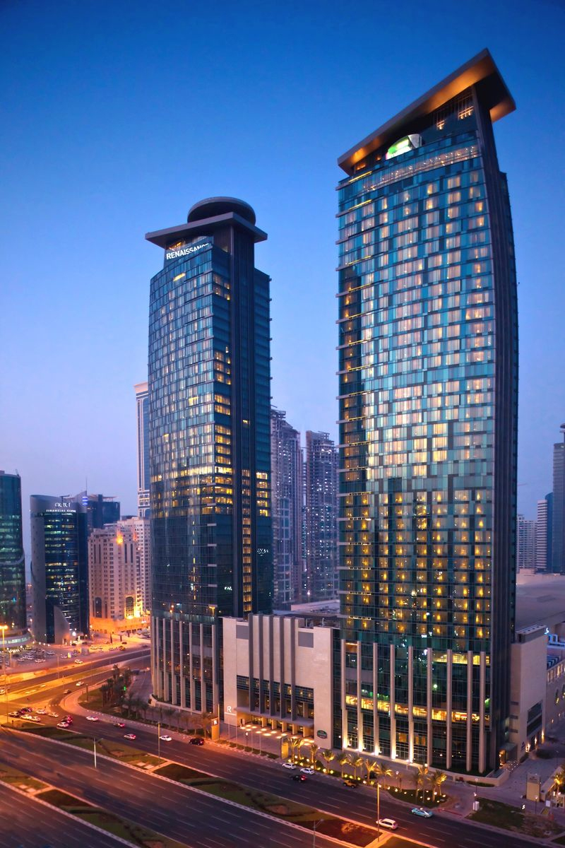 Hotels In Chicago >> Marriott Makes Debut of Three City Center Hotels in Doha ...