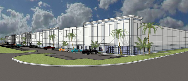 WPC News   DCT Commerce Center at Pan American West Industrial Park