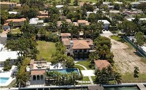 WPC News | Matt Damon's house in Miami Beach