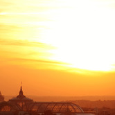 WPC News | Paris France skyline at sunset