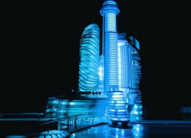 WPC News   Barcelona-space-hotel