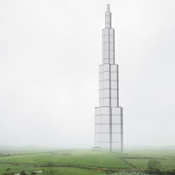 WPC News | Chansha tallest building rendering