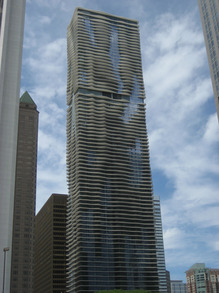 WPC News | Aqua residential tower in Chicago, Illinois