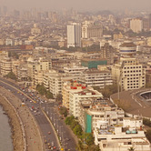 WPC News | Marine Drive Downtown Mumbai, India