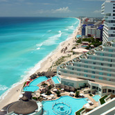 WPC News | Beach in Cancun, Mexico