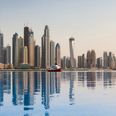 WPC News | Dubai skyline, United Arab Emirates