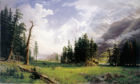 Albert-Bierstadt's-Mountain-Landscape,-at-The-Biltmore,-is-an-American-classic.jpg