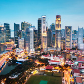 WPC News | Central Business District in Singapore City