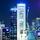 WPC News | Singapore skyline at night