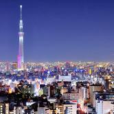 WPC News | Tokyo skyline at night, Japan