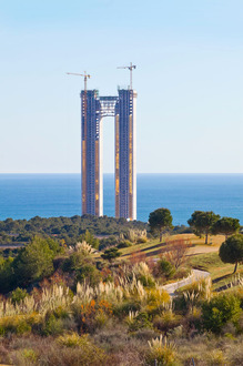 WPC News | Spain Benidorm Tower
