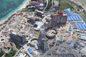 WPC News | Baha Mar construction
