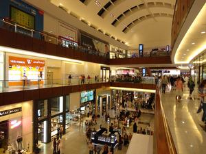 WPC News | Dubai mall indoor