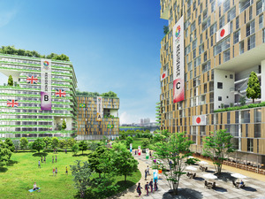 WPC News | Tokyo 2020 Olympic Village