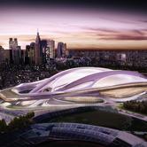 WPC News | Tokyo 2020 Olympic Stadium rendering