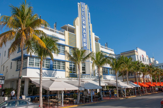 WPC News | South Beach Art Deco District
