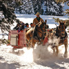 Huntsman Springs - Sleigh Ride
