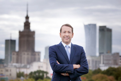 WPC News | Charles Taylor, Managing Partner of the Polish office of property consultant Cushman & Wakefield