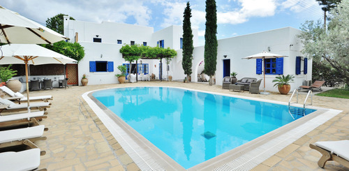 WPC News | Luxury home for sale in Rhodes Germany