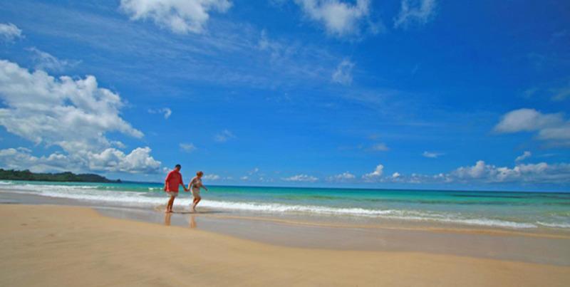 Red Frog Beach - (Bocas del Toro, Panama)