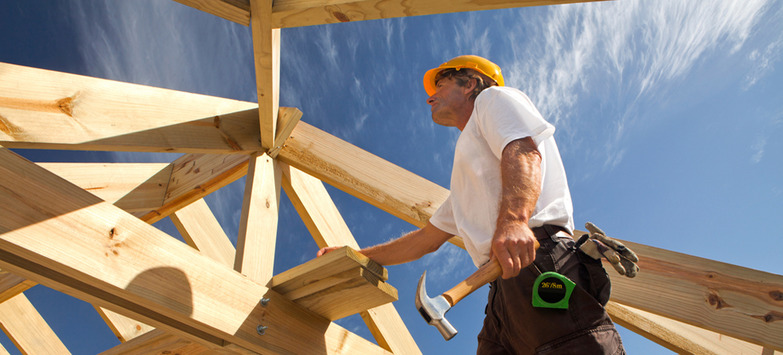Builder Confidence Upticks as Interest Rates Move Lower in U.S.