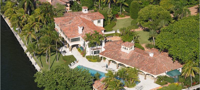 Canadian TV Star Buys Former Anheuser-Busch Ft. Lauderdale Estate