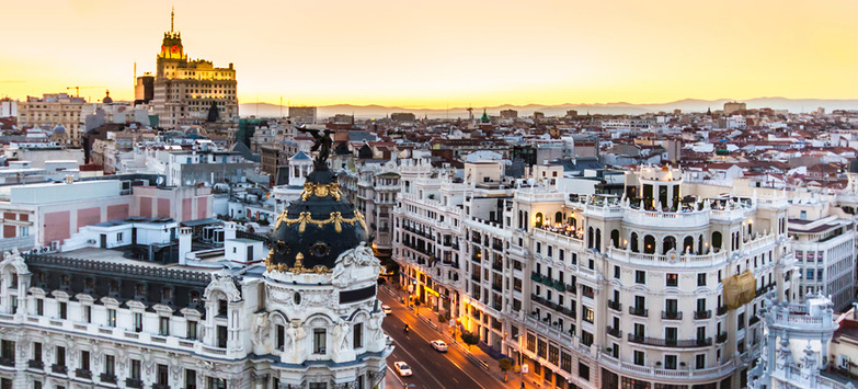 Madrid Poised to Outperform European Commercial Market Peers