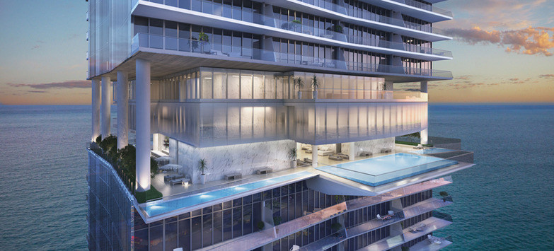 Another Uber-Luxe Condo Tower to Rise on Miami's Beaches