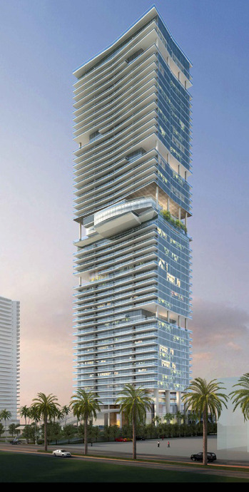 Another Uber Luxe Condo Tower To Rise