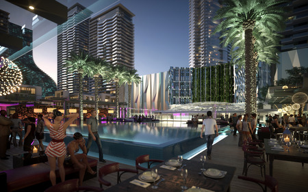 WPJ News | Miami Worldcenter Rooftop