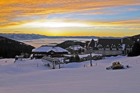 WPJ News   Schweitzer Mountain overlooks three states and two countries. (Courtesy Schweitzer Mountain Resort)