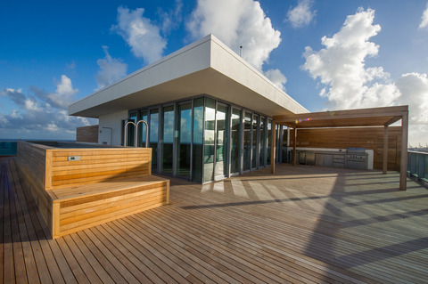 WPJ News | The Edition Penthouse Rooftop, Miami Florida