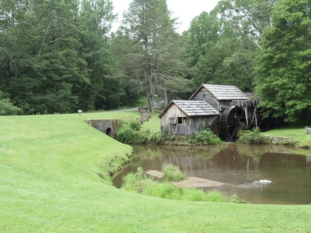 1 - The Old Mabry Mill outside Roanoke.jpg