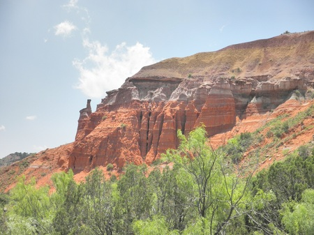 3 - Amarillos Palo Duro Canyon is the second-largest in America.jpg