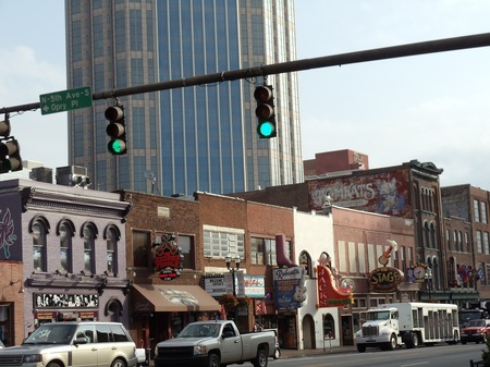 5 - Nashvilles Broadway is lined with colorful honky-tonks and great music.jpg