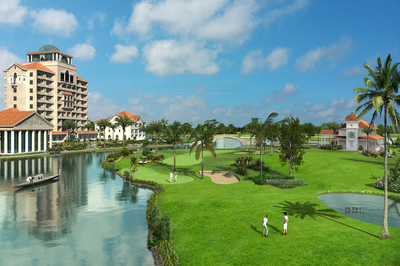 WPJ News | Ironwood, Grand Cayman, Savills - Golf course