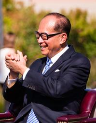 WPJ News   Li Ka-shing