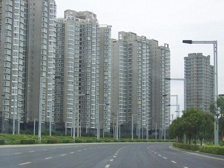 WPJ News | A China Ghost City (Zhengzhou New District)