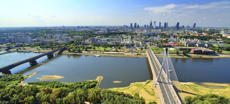 Central, Eastern Europe Commercial Property Investment Upticks