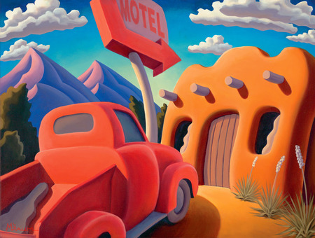 Yucca-Motel-by-Manitou-Springs-artist-Michael-Baum.jpg