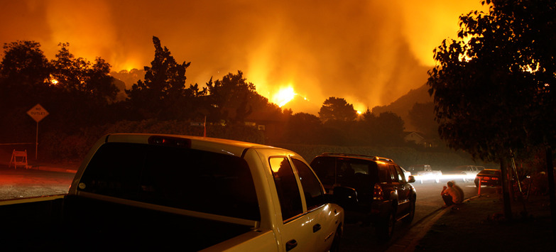 Wildfires in Western U.S. Pose Risk to 900,000 Homes in 2015