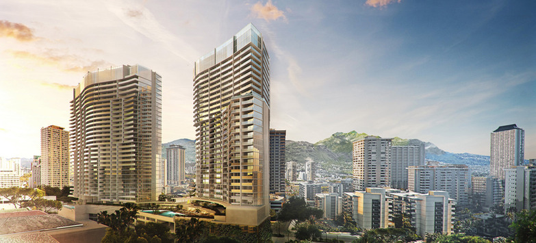 Ritz-Carlton Residences Waikiki Beach Breaks Ground on New Tower