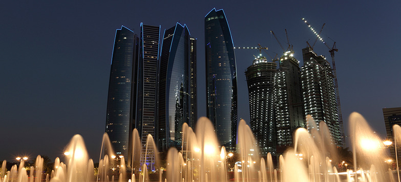 Despite Low Oil Prices, Abu Dhabi's Office Rents Uptick 3 Percent Annually