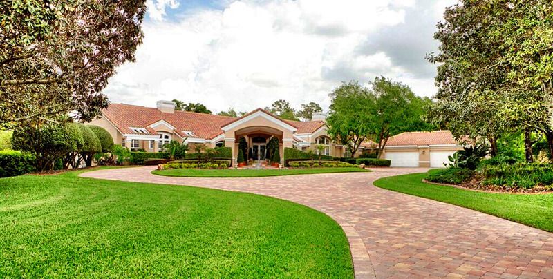 Central Florida Executive Resort-Style Residence Available