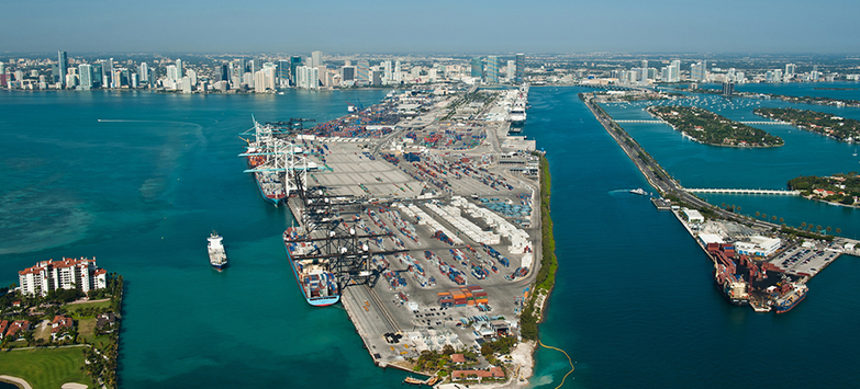 Florida Ports Suffer Huge Economic Losses from COVID-19 Outbreak in 2020