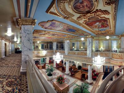 WPJ News | French Lick Spring Hotel Lobby